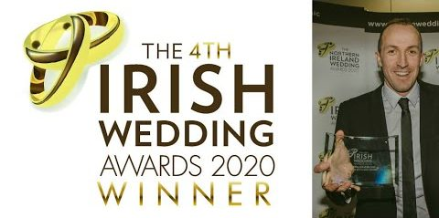 DJ Aidan Connaughton - Wedding DJ of The Year 2019 & 2020