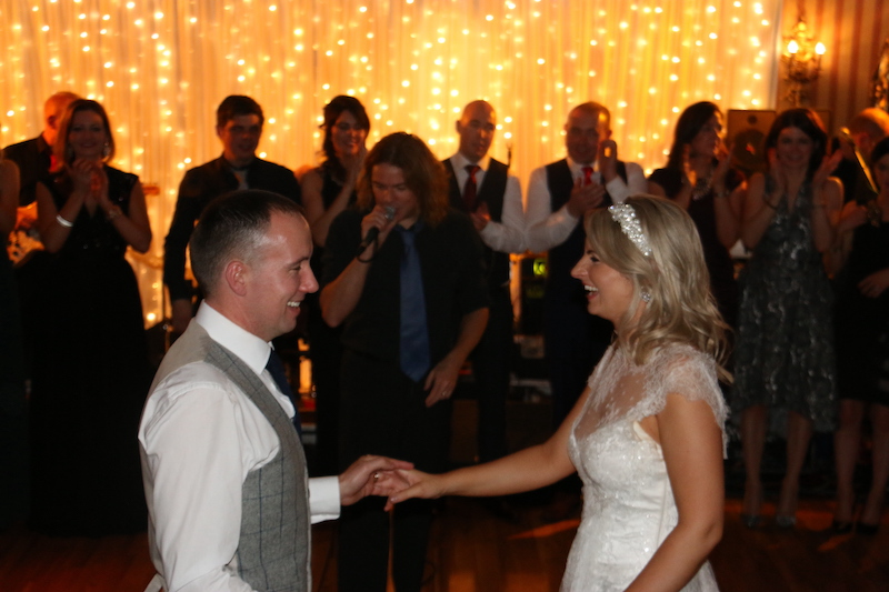 Lawrence & Sarah's Galway Wedding