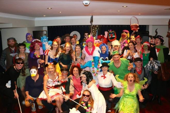 Galway Triathlon Club Xmas Party